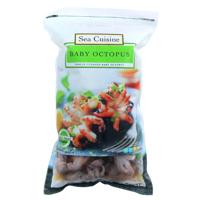 Sea Cuisine Whole Baby Octopus 1kg