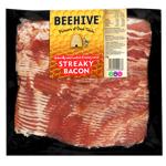 Beehive Streaky Bacon 1kg