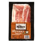 Hellers Manuka Smoked Streaky Bacon 400g
