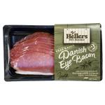 Hellers Free Farmed Danish Eye Bacon 250g