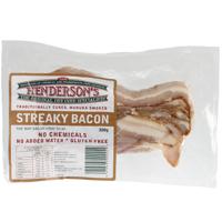 Henderson's Streaky Bacon 300g