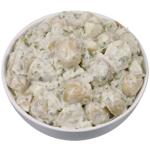 Service Deli Sour Cream & Potato Salad 1kg