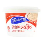 Tararua Dairy Co Sweet Chilli Creamy Dip 250g