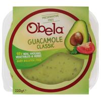 Obela Classic Guacamole 220g