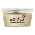 Just Hummus Garlic & Lemon Hummus 175g