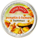 Good Taste Co. Hummus Pumpkin & Kumara 200g