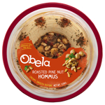Obela Roasted Pine Nut Hommus 220g
