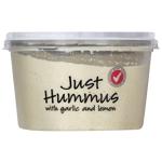 Just Hummus Garlic & Lemon Hummus 430g