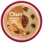Obela Caramelised Onion Hommus 220g