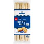 Pams Fresh Express Par Baked Buffet Rolls 12ea