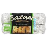 Bazaar Italian Style Garlic Bread 2pk