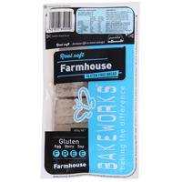 Bakeworks Farmhouse Gluten Free Bread 400g