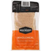 Bakeworks Liberte Gluten Free Wholemeal Bread 510g