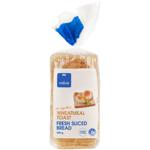 Value Wheatmeal Toast Bread 600g