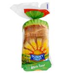 Sunny Crust White Toast Bread 600g