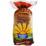 Sunny Crust Wholemeal Toast Bread 600g