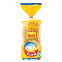 Nature's Fresh Natures Fresh White Sandwich Bread 700g