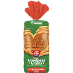 Tip Top Goodness Grains 9 Grain & Seed Toast Bread 700g