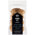 Home St. Sprouted Good Seed Buns 360g