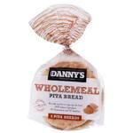 Danny's Wholemeal Pita Bread 5ea