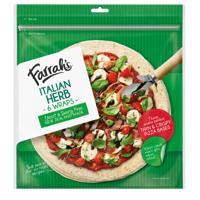Farrah's Italian Herb Wraps 6ea