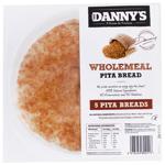 Danny's Wholemeal Pita 5ea