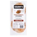 Danny's Wholemeal Mini Pita 8ea
