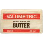 Valumetric Salted Butter 400g