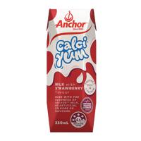 Anchor Calci-Yum Strawberry Milk 250ml