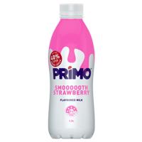 Primo Smoooooth Strawberry Flavoured Milk 1.5l