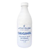 Little Island Original Coconut Drinking Milk 1l