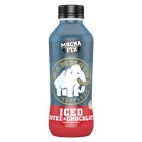 Mammoth Mocha Fix Iced Coffee & Chocolate Flavoured Milk 600ml