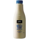 Kapiti Single Farm Organic Homogenised Milk 750ml
