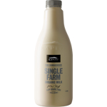 Kapiti Single Farm Organic Non-Homogenised Milk 1.25l
