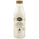 Puhoi Valley Fresh Organic Half & Half Milk 750ml