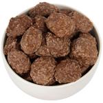 Bulk Foods Chocolate Coconut Rough 1kg
