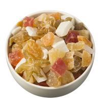 Bulk Foods Tropical Fruits 1kg