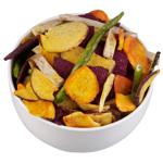 Bulk Foods Vege Chips 1kg