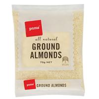 Pams Ground Almonds 70g