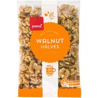 Pams Walnut Halves 450g
