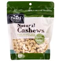 Tasti Natural Cashews 300g