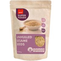 Pams Superfoods Unhulled Sesame Seeds 400g
