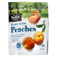 Tasti Ready To Eat Peaches 250g