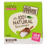 Natvia 100% Natural Sweetener 40pk