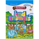 Arnotts Iced Animals  200g