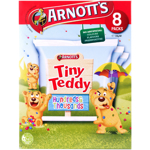 Arnotts Tiny Teddy 100s & 1000s 8pk