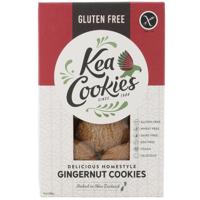 Kea Cookies Gluten Free Delicious Homestyle Gingernut 250g