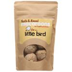 Little Bird Organics Organics Organic Vanilla Macaroons 125g