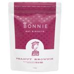 Bonnie Peanut Brownie Oat Biscuits 175g