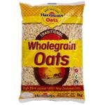 Harraways Traditional Wholegrain Oats 1kg
